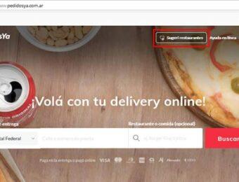 Cómo afiliarse a Pedidos Ya en Argentina   Cómo contratar Pedidos Ya para mi negocio