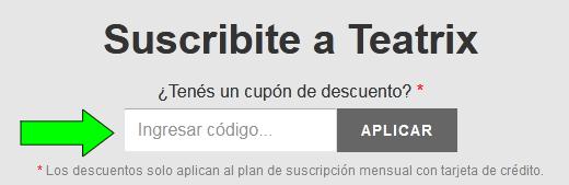 Cómo registrarse en Teatrix en Argentina  Ver en Smart TV, Roku y  cómo se paga
