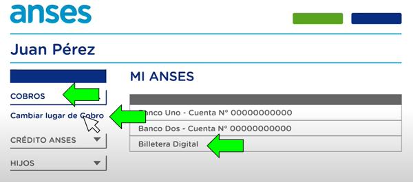 Cómo se tramita para crear la Billetera Digital ANSES en Argentina para cobrar