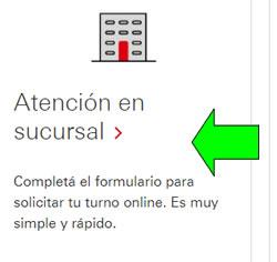 Cómo sacar turno banco HSBC  Turnos online para atención en sucursales de Argentina