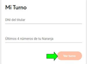 Cómo sacar turno Tarjeta Naranja desde turnero naranja.com.ar