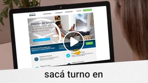 Cómo sacar un turno en Edea  Pedir turno para trámites de luz en Mar del Plata y otras sedes de la empresa