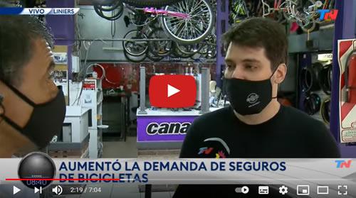 Cuál es el mejor seguro para bicicletas Argentina