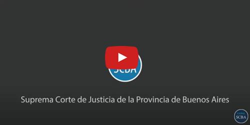 Cómo ver expedientes judiciales por internet Argentina en MEV Virtual
